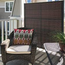 Outdoor Privacy Screens For Backyards 30 Best Outdoor Privacy Screens Images On Pinterest Wicker