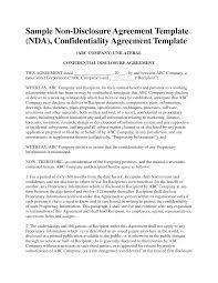 12 best images of standard non compete agreement template