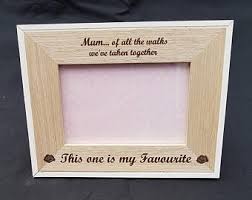 wedding gift photo frame wedding photo frame etsy