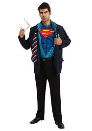 men halloween costume superman clark kent costume mens halloween superman costumes