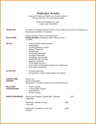 classy resume examples for dental assistant with dental assistant