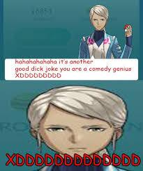 dick jokes pokémon go appraisals know your meme