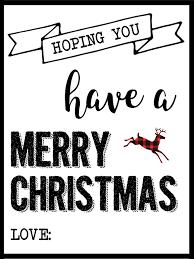 christmas labels printable free christmas gift tags printable