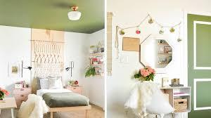 plafond chambre et si on colorait le plafond de la chambre