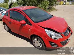 opel red opel corsa naudotos automobiliu dalys naudotos dalys