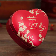 Heart Shaped Candy Boxes Wholesale Aliexpress Com Buy Wholesale Wedding Supplies Wedding Candy Box