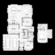 two story house plans with master on main floor home designs perth double u0026 single storey designs ben trager homes