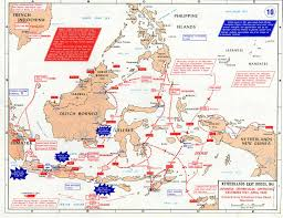 Post Ww2 Map Department Of History Wwii Asian Pacific Theater