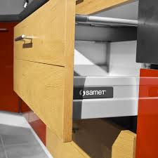 coulisse tiroir cuisine coulisses tiroir casserolier 60 rangement et accessoire de