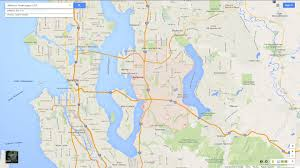 Yakima Washington Map by Bellevue Washington Map
