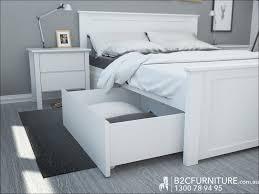 bedroom awesome king platform bed with storage upholstered