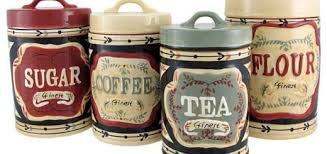 country canisters for kitchen clear plastic kitchen canisters thirdbio com