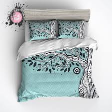 Light Blue Twin Comforter Nursery Beddings Purple And Blue Tie Dye Bedding As Well As
