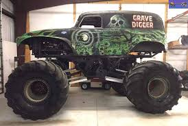 grave digger monster truck poster monster truck photo album