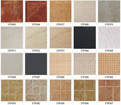 color of floor tiles interior decoration color glazed