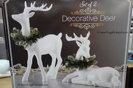 White Christmas Decorations 2015 by Costco Christmas Decorations 2015 Frugal Hotspot