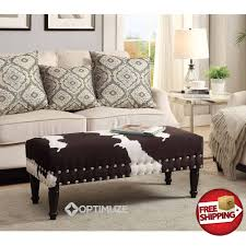 Square Ottomans With Storage by Furniture Storage Ottomans For Sale Animal Print Ottoman