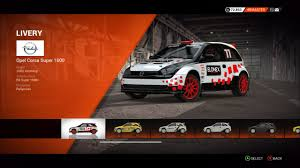 opel rally car opel corsa super 1600 colin mcrae rally and dirt wiki fandom