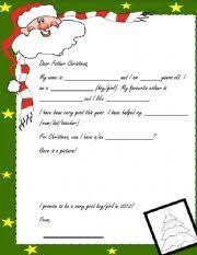 letter father christmas template business template u0027s