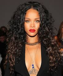 rihanna u0027s hairstyle jerry curl weave u2013 uniwigs the best wig experts