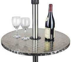Patio Heater Table Andrew Outdoor Patio Heater With 2100w Electric Halogen