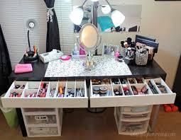 Home Desk Organization Ideas by Makeup Organizer Ideas Diy The Simple Makeup Organizer Ideas