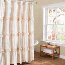 How Long Are Shower Curtains Shower Curtains U0026 Liners Hayneedle