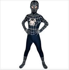 Childrens Spider Halloween Costume Cheap Custom Halloween Costumes Kids Aliexpress