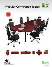Modular Conference Table Modular Conference Tables Mooreco Pdf Catalogues