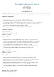 railroad resume examples sample ob gyn sonographer resume technician resume sample sample ob gyn sonographer resume