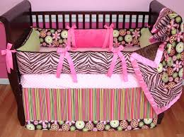 Leopard Crib Bedding Leopard Print And Pink Crib Bedding Bedding Designs