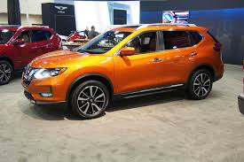 orange nissan rogue 2017 nissan rogue heads to dealers with 24 760 starting price