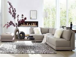livingroom carpet living room brown leather sofa on floral pattern brown living
