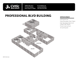 professional blvd office building celtic real estate