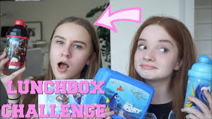 Challenge Up Nose Lunchbox Switch Up Challenge