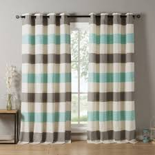 Grey And Green Curtains Buy Grey Blue Curtains From Bed Bath Beyond