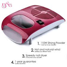 aliexpress com buy bng u0026 cold air nail dryer blower manicure