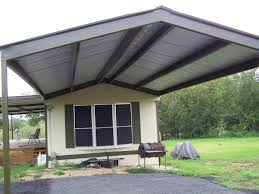 Large Awning Carports Used Carports For Sale Awning Awnings For Decks Patio