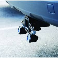 x lighting solstice solo trailer hitch with 2 s1101 lights 4008595