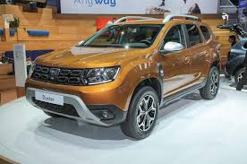 dacia uses social media to help develop new duster autocar