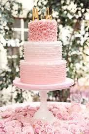 pink and gold baby shower cake by mari u0027s boutique cakes mari u0027s