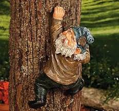 Gnome Garden Decor Animal Lover Gnome Garden Gnomes Pinterest Gnomes Rabbit