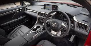 lexus rx 2018 price 2018 lexus rx200t f sport specs and price lexus cars reviews