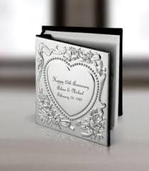 silver photo album sweetheart silver finish photo album silver photo album for 25th