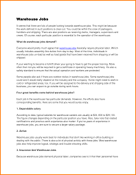 brilliant ideas of warehouse auditor cover letter for cover letter
