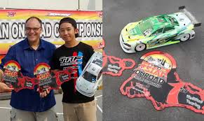 nicholas lee wins the 2015 asian on road championship in
