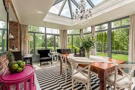 Modern Sunroom Conservatory Sun Room Pictures Images And Stock Photos Istock