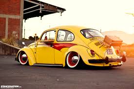 stanced volkswagen beetle stance life stance life