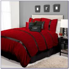 Red And Grey Comforter Sets Emejing Red Bedroom Comforter Set Gallery Trends Home 2017 Lico Us