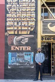 world famous venice barber shop